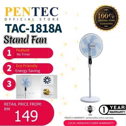 "PENTEC Stand Fan 18"" TAC-1818A KIPAS BERDIRI New Design"