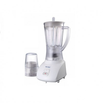 Pentec TAC-338 Electric Blender for Pentec with a lid cover and mill.