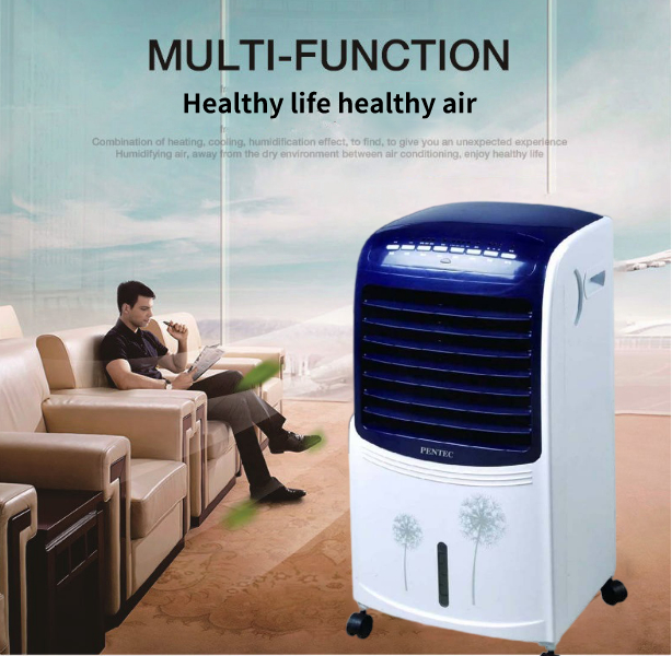 PENTEC Air Cooler TAC-1706 Home Air Cooler for Indoor Use Evaporative with Water Cooling System
