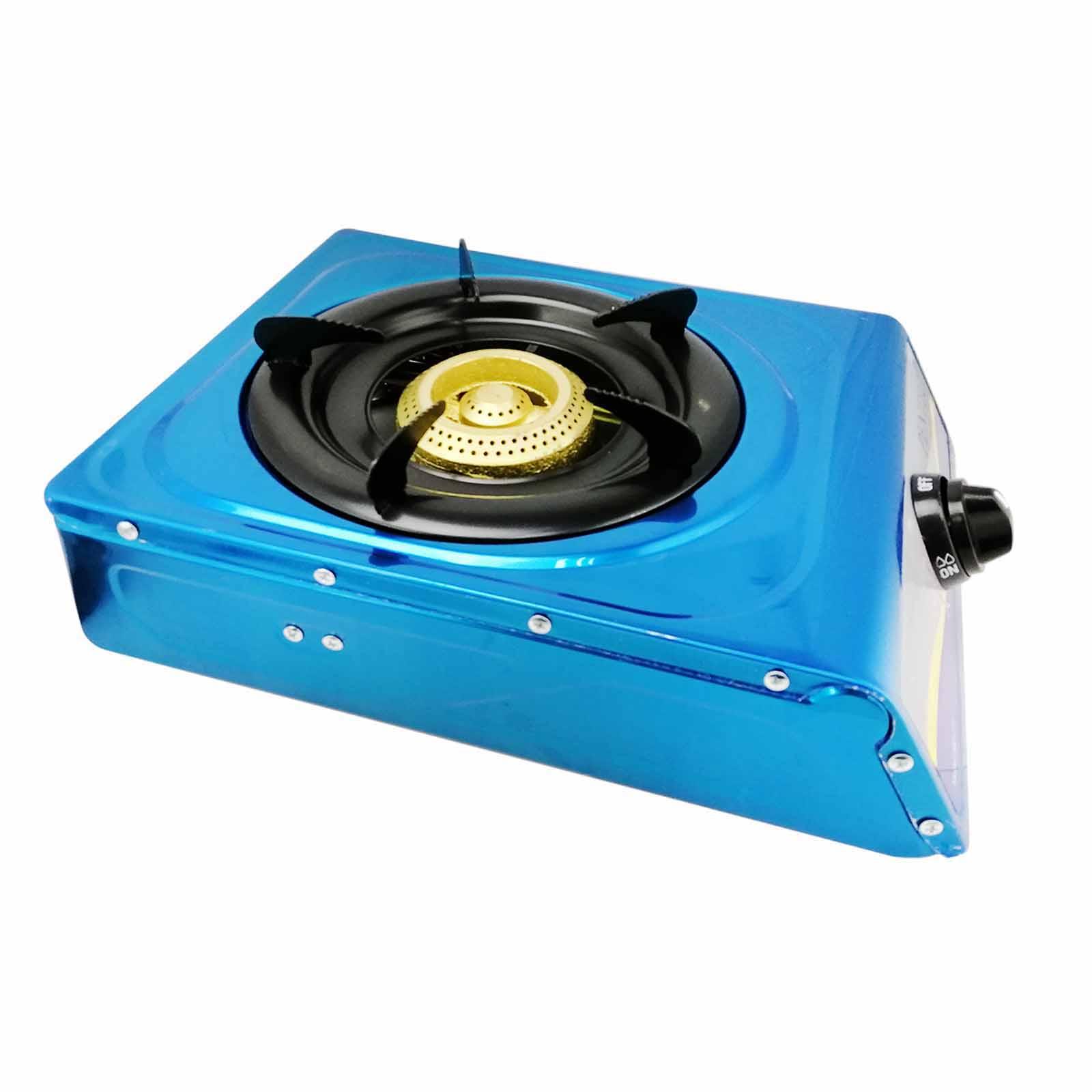 PENTEC Aluminium Gas Stove ST-65 Home Use Cook High Efficiency Burning Premium Single